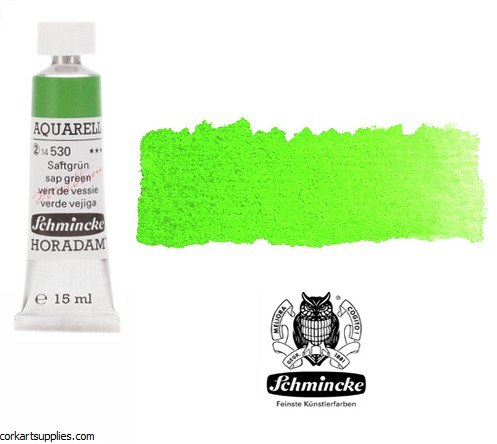 Horadam Aquarell 15ml Sap Green