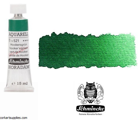 Horadam Aquarell 15ml Hookers Green