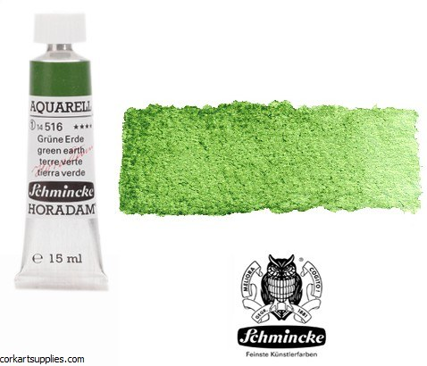 Horadam Aquarell 15ml Green Earth