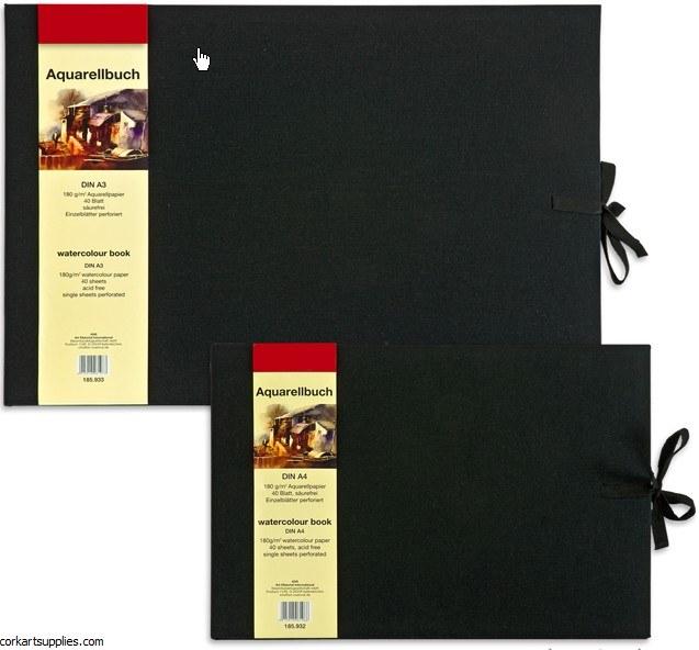 Hardback W/C Pad A4 90lb