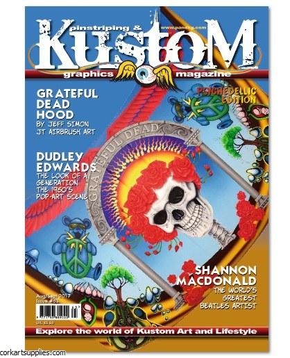 Pinstriping & Kustom Mag #63