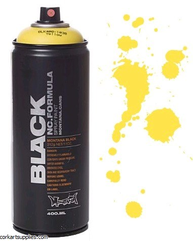 Montana BLACK Yellow