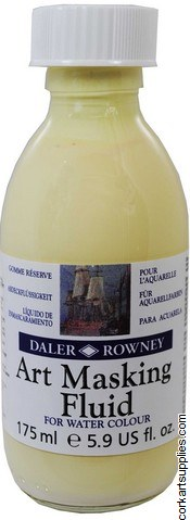 Daler 175ml Art Masking Fluid
