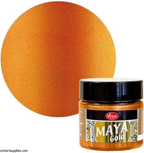 Viva Maya 45ml Orange Gold