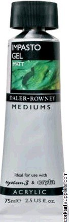 Daler Rowney Impasto Gel Matt 75ml