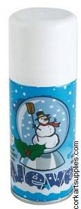 Spraypaint Hobby Snow 150ml