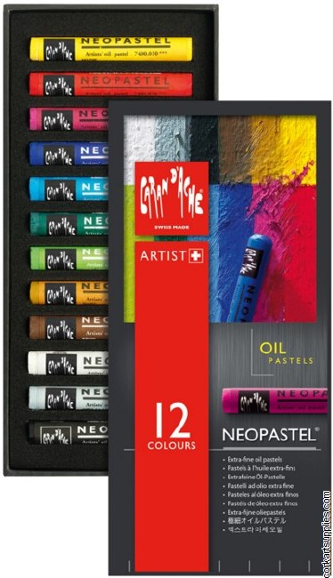 Neopastel Tin 12 Pack Assorted