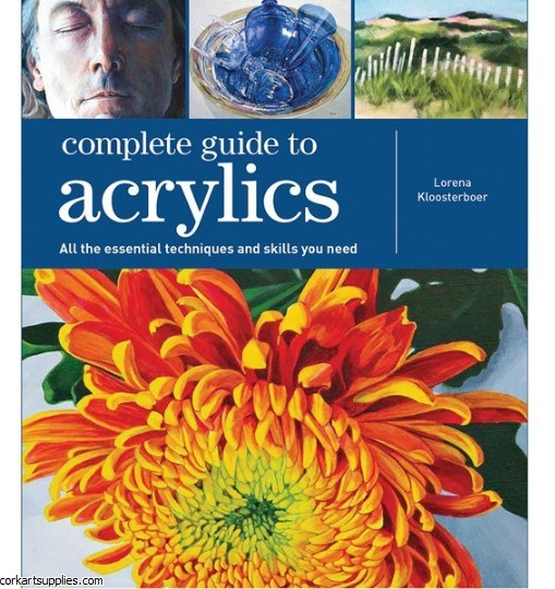 Book Complete Guide to Acrylic