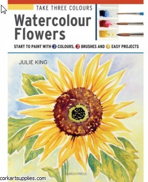 Book Watercolour Flowers