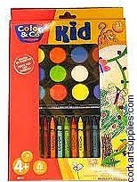 Color&Co Kids Activity Set 4+^