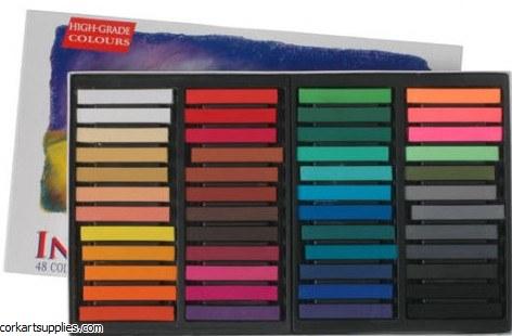 Inscribe Soft Pastel 48 Pack Full