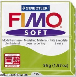 FIMO Soft 57g 8020-50 apple green