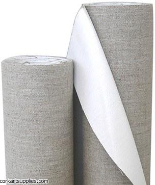Linen Roll 400g 2.1x10m Primed
