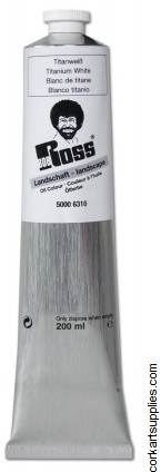 Bob Ross 200ml Titanium White