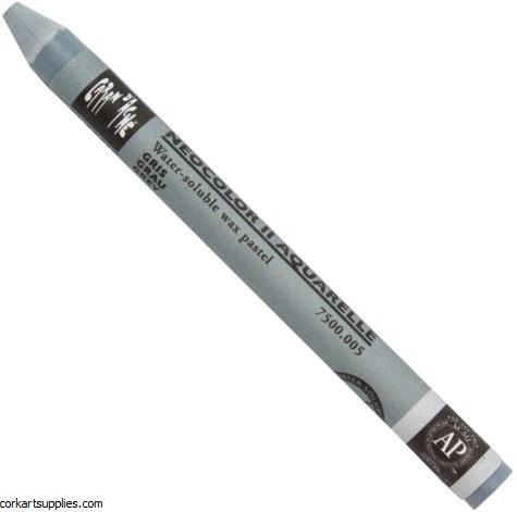 Neocolor II 005 Grey