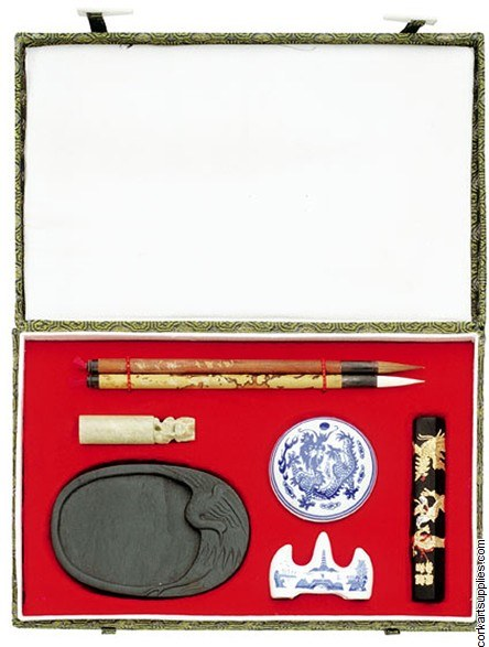 China Painting Set 3 7pk
