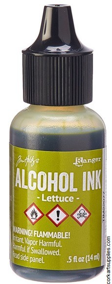 Alcohol Ink 14ml Lettuce