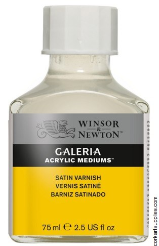 Galeria Acrylic Satin Varnish 75ml
