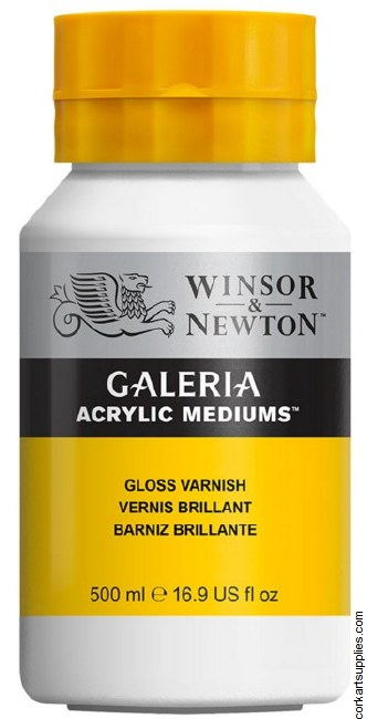 Galeria Acrylic Gloss Varnish 500ml