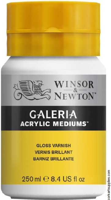 Galeria Acrylic Gloss Varnish 250ml