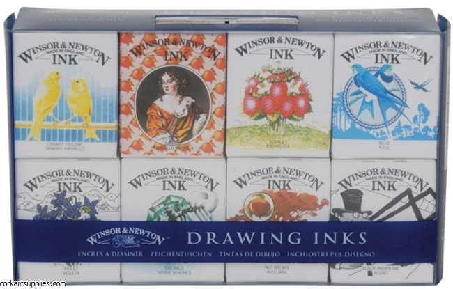 Ink No.1 Intro Set 8pk