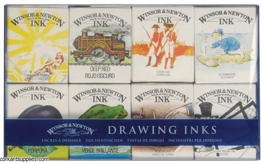 Ink No.2 Intro Set 8pk