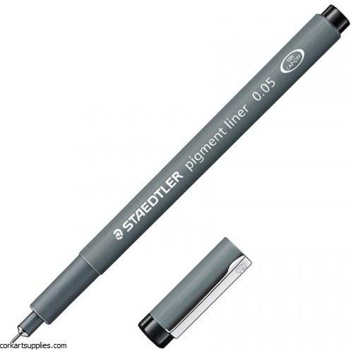 Pigment Liner 0.05mm Black