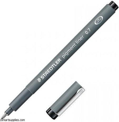 Pigment Liner 0.7mm Black