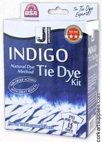 Indigo Tie Dye Kit -15 TShirts
