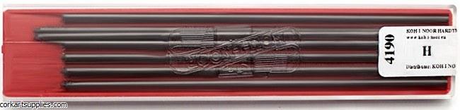 Clutch Lead 2mm KN H 12pk^