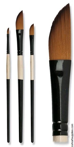 Dagger Liner Brushes A300 3pk
