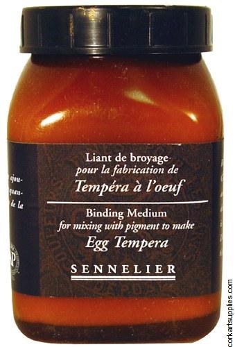 Egg Tempera Binding Med 200ml