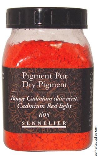Pigment Cadmium Red Light 120gm Series 4