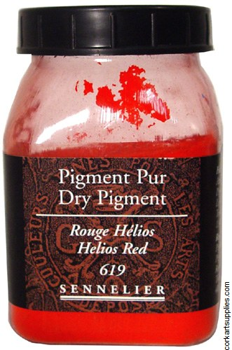 Pigment Helios Red 40gm Series 2