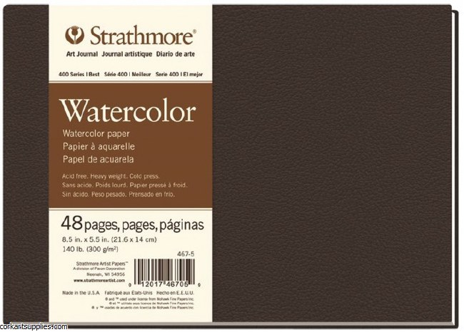 Strathmore 400S 5½x8½