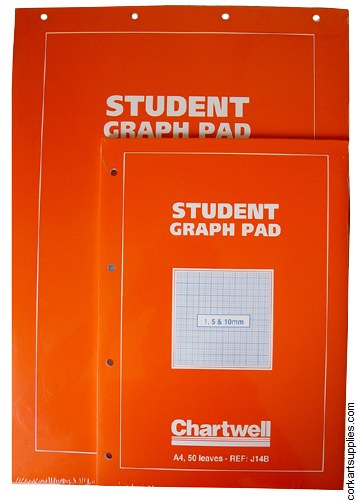 Graph Pad Student A3 50s
