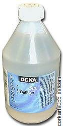 Gutta Clear 500ml Deka
