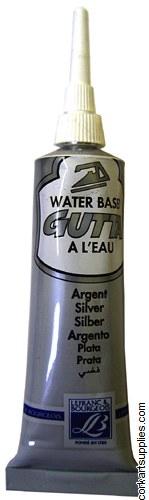 Gutta Water Base 20ml Silver