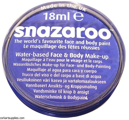 Snazaroo 18ml Sky Blue