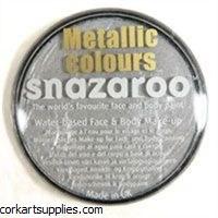Snazaroo 18ml Metallic Silver