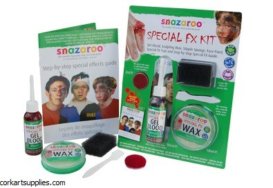 Snazaroo Kit Special FX 5pk