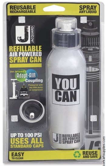 Jacquard Refillable Spraycan