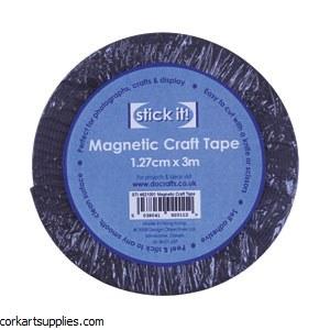 Magnet Tape ½