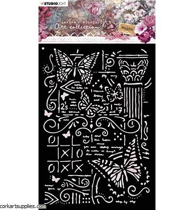 Studiolight Mask Stencil Jenine's Mindful Art 3.0 Nr.06