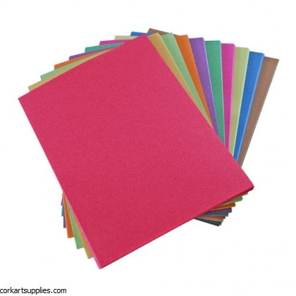 Sugar Paper Assorted A4 200pk