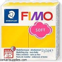 FIMO Soft 56g 8020-16 sun yellow