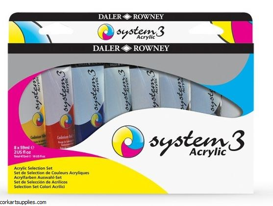 System 3 Set Selection 75m 8pk