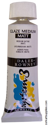 Daler Rowney Glaze Medium Gloss 75ml