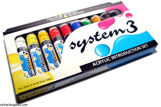 System 3 Set 22ml Intro 10pk