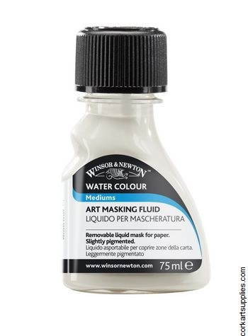 Winsor & Newton 75ml Art Masking Fluid
